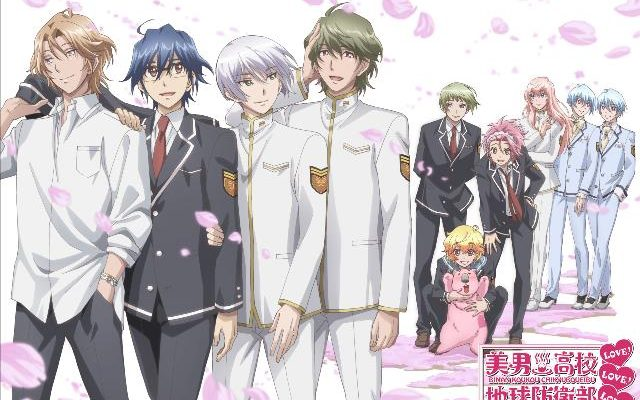 Cute High Earth Defense Club LOVE! Gets New Video Anime This Summer