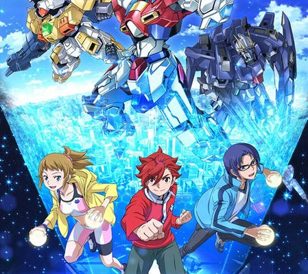 Crunchyroll Adds Gundam Build Fighters, More Dubbed Yu-Gi-Oh!