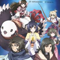 "Sentai Filmworks Starts Introducing ""Utawarerumono: The False Faces"" Dual Cast Reveal With Atuy and Ruluthieh"