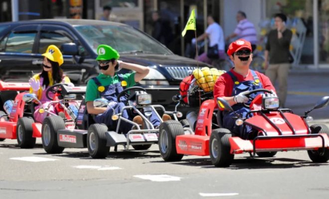 Nintendo in Legal Battle with Real-Life Mario Karting Rental Service