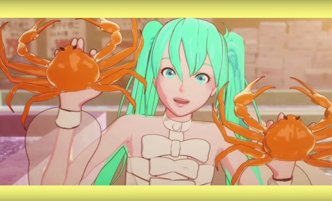 "Miku Cuisine Culture PR Video: ""Miku Never Looked So Bad"""