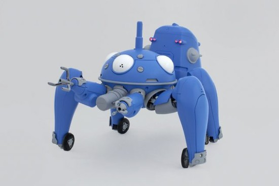 Ghost in the Shell S.A.C.'s 1/8-Scale Tachikoma Smart Toys Synchronize via Cloud