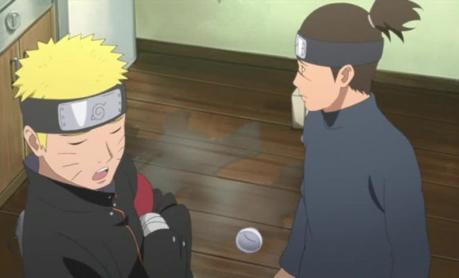 Naruto Shippuuden Ep. 500 is now available in OS.