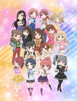 Daisuki to Stream [emailprotected] Cinderella Girls Theater Anime Shorts
