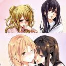 """Get Ready For A Double Dose Of Yuri Anime With """"Citrus"""" And """"Netsuzou Trap - NTR -"""""""