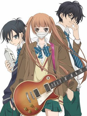 Sentai Filmworks Licenses Anonymous Noise Anime