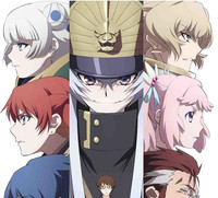 "New ""Re:Creators"" Key Visual Surfaces at AnimeJapan 2017"