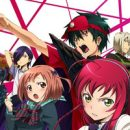 """Japanese Cast Reunites for """"The Devil is a Part-Timer!"""" Audio Drama"""