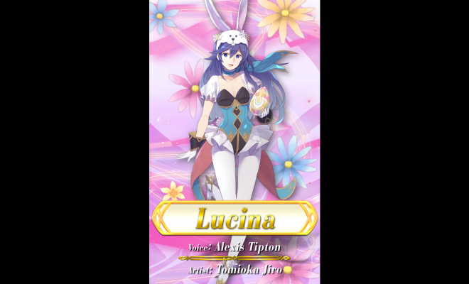 Fire Emblem Heroes Bunny Outfits Arrive For Spring