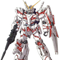"Life-Size ""Mobile Suit Gundam Unicorn"" Statue Coming in 2017"