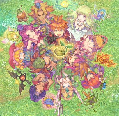 Square Enix Reveals Seiken Densetsu Collection for Nintendo Switch