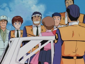 Director Oshii Interested in a Hollywood Patlabor Comedy Remake 'Like Ghostbusters'