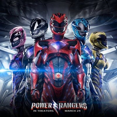 Power Rangers Film Includes 1st Big-Screen LGBT Superhero