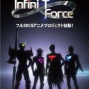 Tatsunoko's Infini-T Force Anime Reveals 1st Cast Member, Main Staff