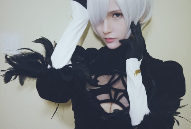 "Yorha No.2 Type B Cosplay ""Actually Trap"""