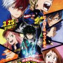 My Hero Academia Anime's New Character Video Highlights Mineta, Aoyama