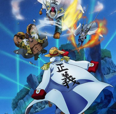 One Piece Anime's New 'Marine Rookie' Arc Previewed in Visuals