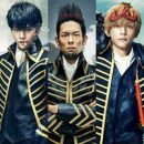 "Meet Kondo, Hijikata, Okita in ""Gintama"" Live-Action Film Coming in July"