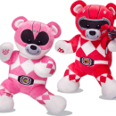 Take Home Your Own Power Ranger from Build-A-Bear
