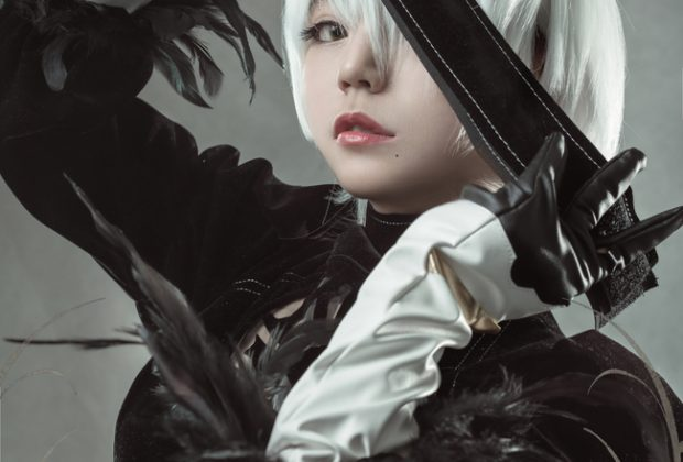 "Yorha No. 2 Type B Cosplay ""She's The New Rem"""