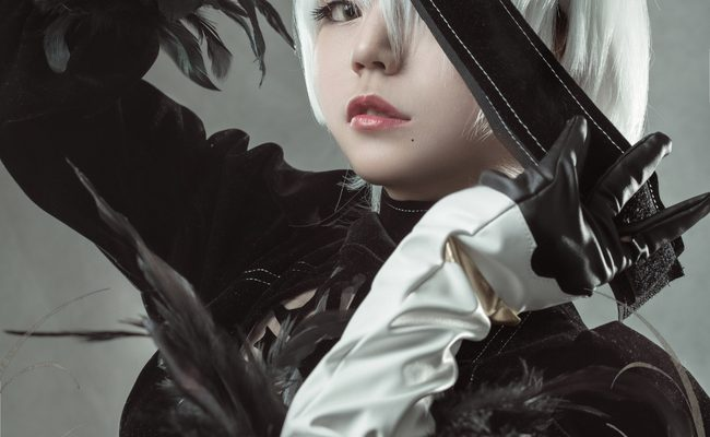 """Yorha No. 2 Type B Cosplay """"She's The New Rem"""""""