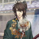 """Hakuoki: Kyoto Winds"" Screens Introduce Three More Bachelors"