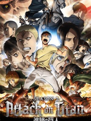 Jason DeMarco: Toonami to Air Attack on Titan Season 2 Starting on April 29