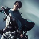 Attack on Titan Stage Play's New Visual Reveals Yuya Endo in Costume as Levi