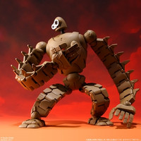 "Bandai Offers ""Laputa: Castle in the Sky"" Robot Soldier Full Movable Figure with 57 Joints"