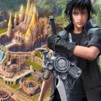"New ""Final Fantasy XV"" Mobile Game is ""Final Fantasy XV: A New Empire"""
