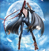 """Bayonetta"" Makes a Sudden Heel-Blasting Debut on Steam"