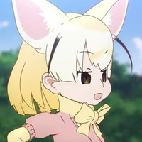 "Fennec and Raccoon Pal Around in ""Kemono Friends"" Short"