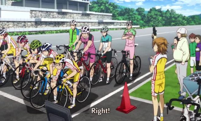 Yowamushi Pedal: New Generation Ep. 14 is now available in OS.