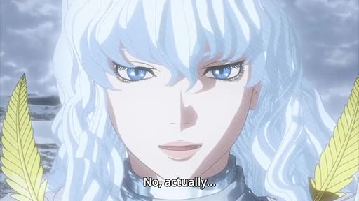 Berserk (2017) Ep. 1 is now available in OS.