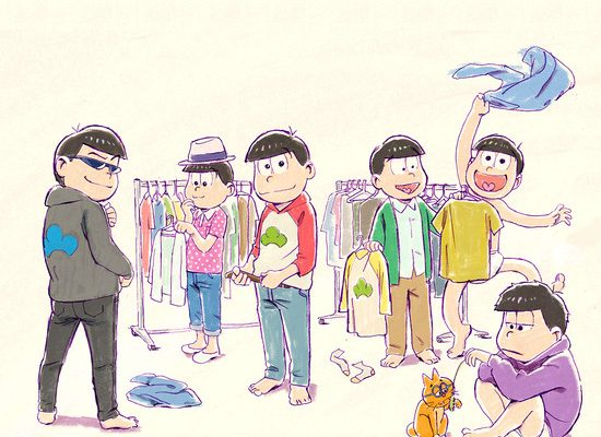 Mr. Osomatsu TV Anime Gets 2nd Season