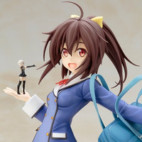 "Check Out Details of Kotobukiya's ""Frame Arms Girl"" Human Heroine Ao Gennai Figure"