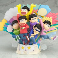 "Check Out Details of Orange Rouge's ""Osomatsu-san"" Diorama Figure in Video"