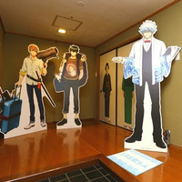 "Check Out Inside of Ikebukuro Hotel's ""Gintama"" Collaboration Room"