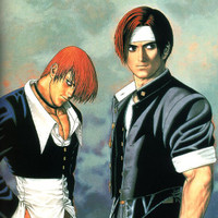 """Classic """"King of Fighters"""" Rivals Kyo Kusanagi and Iori Yagami Throw Down As Figma"""