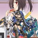 Sentai Filmworks Licenses Frame Arms Girl, Atom the Beginning Anime