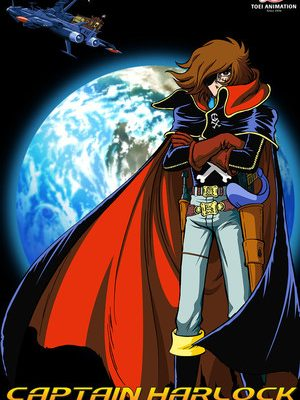 Space Pirate Captain Harlock Manga's Live-Action Rights Acquired by Film World Studios