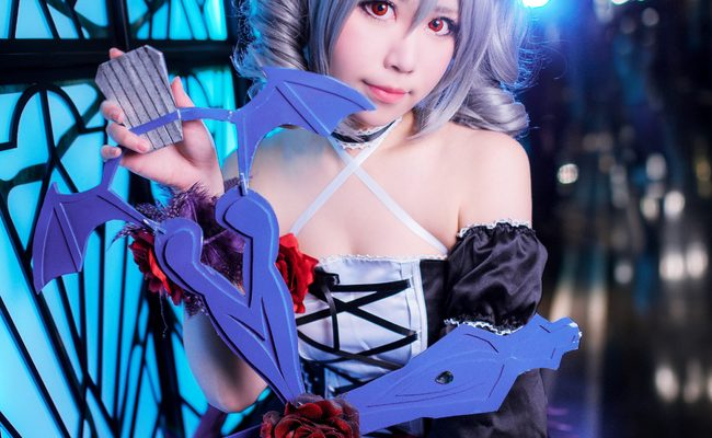 Kanzaki Ranko Cosplay Delightfully Gothic