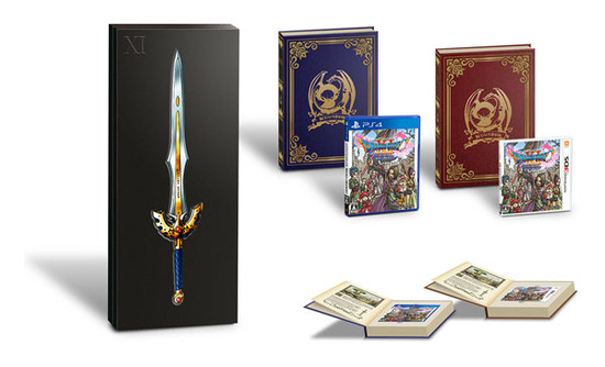 Dragon Quest XI PS4, 3DS Game Videos Reveal July Release