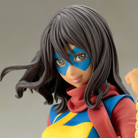 Kotobukiya Presents Ms. Marvel (Kamala Khan) Bishoujo Figure