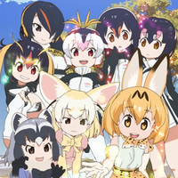 "Nico Nico Users Pick Their Favorite ""Kemono Friends"" Characters"