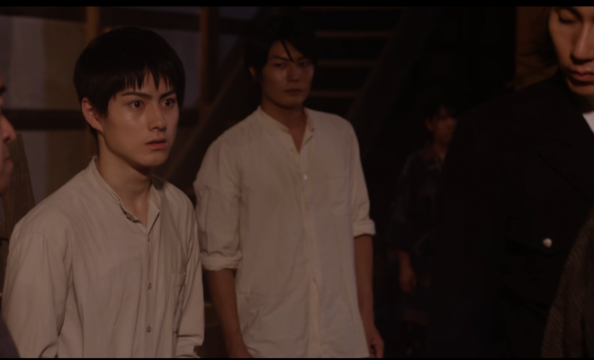 "Live-Action Blood-C Film PV ""Where's The Gore?"""