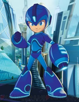 New Mega Man Animated Series to Air on Cartoon Network in 2018 or Later