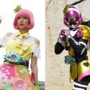The 1st Female Kamen Rider Makes a Very Pink Debut