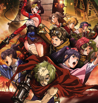 "New Preview for Anime Movie Night Event - ""Kabaneri of the Iron Fortress: Exclusive Theatrical Release Double Feature""!"