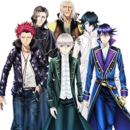"""""""K: Seven Stories"""" Theatrical Anime To Start Next Summer"""